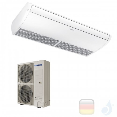 Samsung Gewerbeklimaanlagen Mono Split Decken-Klimaanlagen 47600 Btu Einzelphase 14.0 kW WiFi Optional Gas R-32 220v AC140RNC...