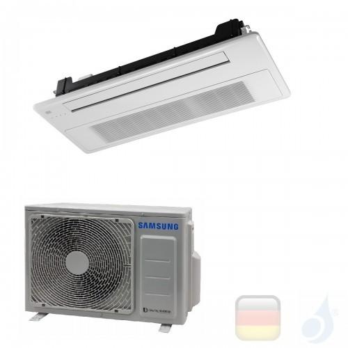 Samsung Gewerbeklimaanlagen Mono Split Kassettengerät 1 Luftauslass Slim 9000 Btu Einzelphase 2.6 kW R-410A 220v AC026MN1DKH/...
