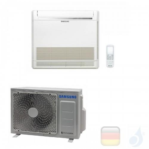 Samsung Klimaanlagen Mono Split Fußboden Console 12000 Btu Einzelphase 3.5 kW WiFi Optional A++ A+ Gas R-32 220v AC035RNJDKG/...