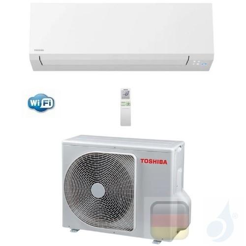 Toshiba Klimaanlagen Mono Split Wand Serie Shorai Edge 21000 Btu R-32 WiFi RAS-B22N4KVSG-E RAS-22J2AVSG-E A++ A++ 6.1 kW RAS-...