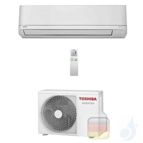 Toshiba Klimaanlagen Mono Split Wand Serie Shorai 24000 Btu R-32 WiFi Optional RAS-B24PKVSG-E RAS-24PAVSG-E A++ A+ 7.1 kW RAS...
