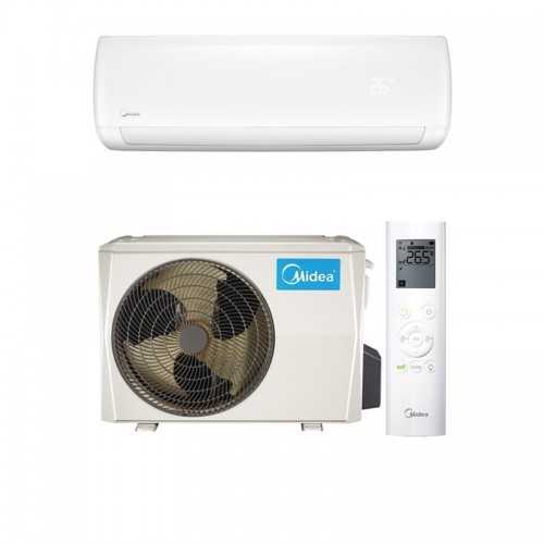MIDEA MISSION-WF-35 SPLIT WANDGERÄE SET PROFESSIONAL MIT WIFI
