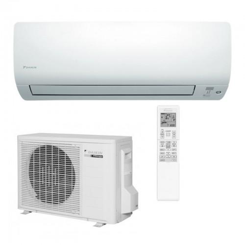 Daikin Klimaanlagen Mono Split R410A 18000 BTU FTXS50K+RXS50L weiß 5 KW serie FTXS-K inverter Wärmepumpe FTXS50K+RXS50L
