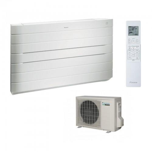 Daikin Klimaanlagen Mono Split R410A 9000 BTU FVXG25K+RXG25L weiß 2,5 KW serie Fußbodenheizung Nexura inverter Wärmepumpe FVX...