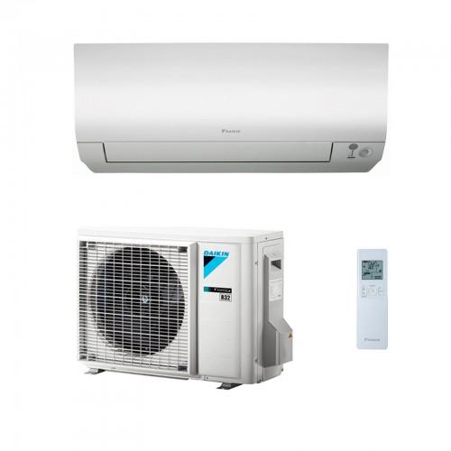 Daikin Klimaanlagen Mono Split R32 9000 BTU FTXM25N+RXM25N9 weiß 2,5 KW serie Perfera FTXM-N mit WiFi inverter Wärmepumpe