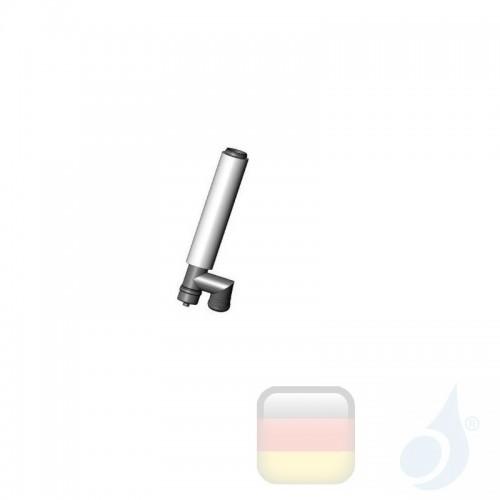 Ravelli Oberer Rauchauslass (Tankinhalt 16 kg) kompatibel mit Modell R 70 - SC 90 Artikelnummer 014-66-001A Ravelli-014-66-001A