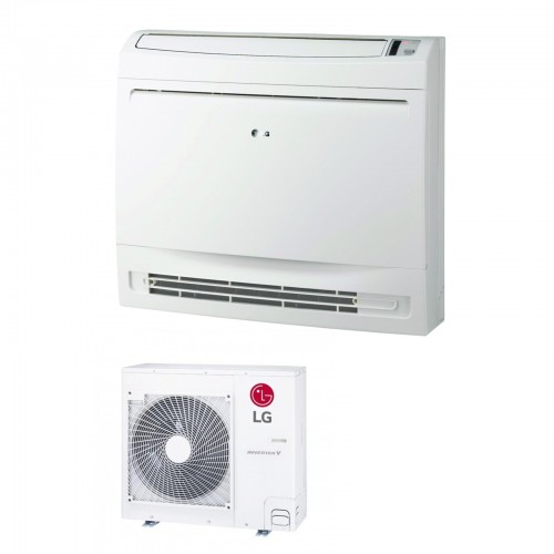 LG CQ09+UU09W MONO THUREN INVERTER K&H 2,5 KW CQ09-NA0+UU09W-ULD