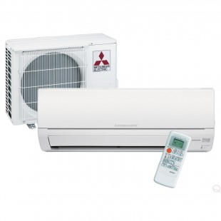 Mitsubishi Electric Klimaanlagen Mono Split R410A 18000 BTU Serie Smart MSZ-HJ50VA+MUZ-HJ50VA weiss 5,0 KW inverter Wärmepump...