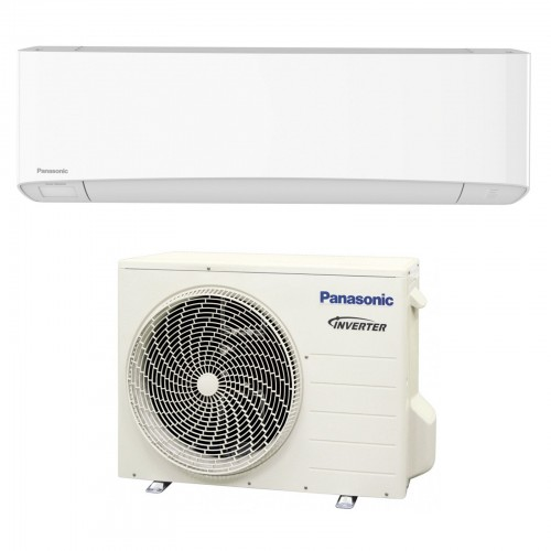 Panasonic CS/CU-TZ42 TKE R32 Standard Inverter Plus Klimageräte-Set - 4,6 kW