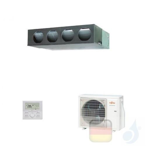 Fujitsu Klimaanlage 24000 Btu Kanaleinbaugeräte ECO KM ARXG24KMLA AOYG24KATA 3NGF89135 R-32 220v ARXG24KMLA+AOYG24KATA