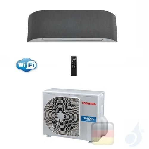 Toshiba Klimaanlagen Mono Split Wand Haori 9000 Btu R-32 WiFi RAS-B10N4KVRG-E RAS-10J2AVSG-E1 A+++ A+++ 2.5 kW RAS-B10N4KVRG-...
