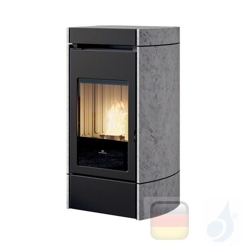 Edilkamin Pelletofen Yana Plus 9.2 kW Ductable WiFi Stein Beschichtungstyp naturstein A+ EdilK-810130
