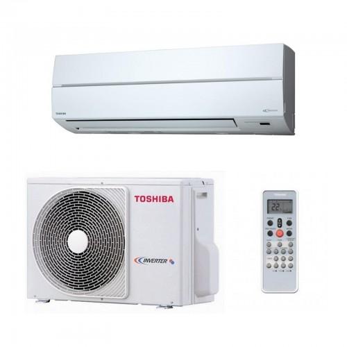 Klimageräte Toshiba R410A Serie Suzumi Plus 18000 BTU RAS-18N3KV2+N3AV2-E inverter Wärmepumpe 5 KW A++/A+
