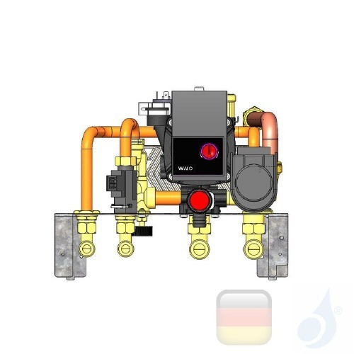 Edilkamin Einbausatz Laguna2 , Flamma (cs) Kit RW Produktcode: 1015640 EdilK-1015640