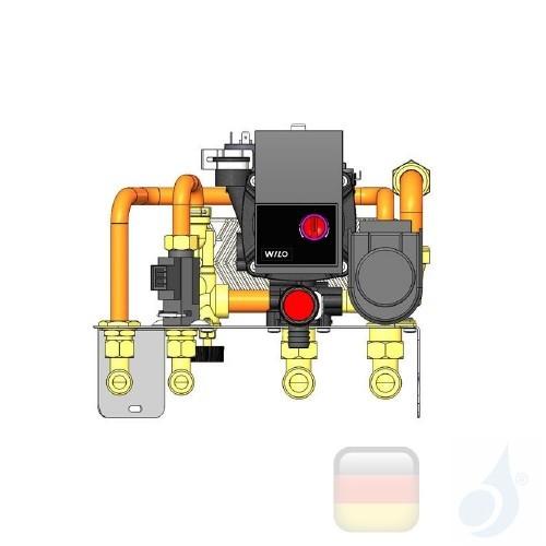 Edilkamin Einbausatz Meg Più Kit RWS Produktcode: 1013550 EdilK-1013550