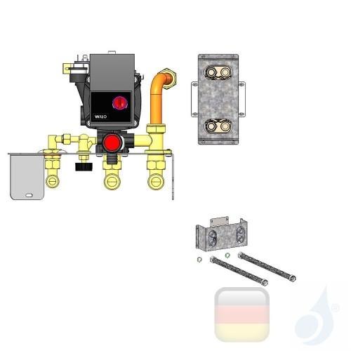 Edilkamin Einbausatz Meg Più Kit RS2 Produktcode: 1013560 EdilK-1013560