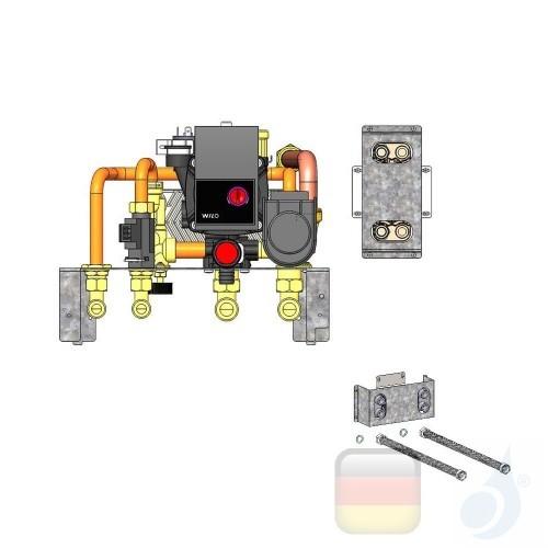 Edilkamin Einbausatz Laguna2 , Flamma (cs) Kit RW2 Produktcode: 1015660 EdilK-1015660