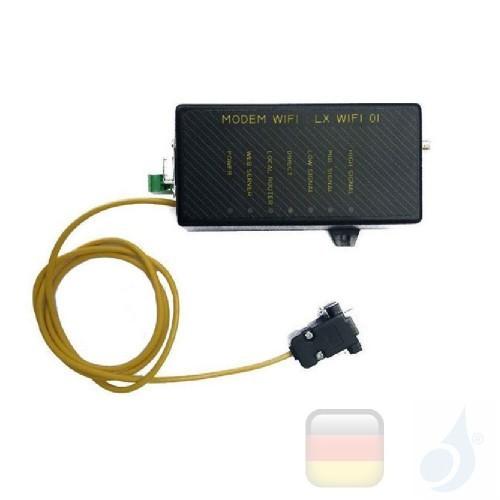 Edilkamin WIFI-Schnittstelle Kit WIFI H Produktcode: 1050460 EdilK-1050460