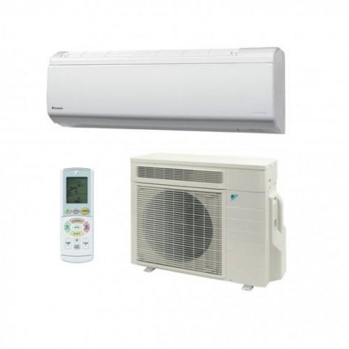 Daikin Klimaanlagen Mono Split R32 9000 BTU FTXZ25N+RXN25N weiß 2,5 KW serie Ururu Sarara FTXZ-N inverter Wärmepumpe