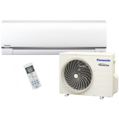 PANASONIC KIT-KE35TKE (R410a) INVERTER PLUS KLIMAGERÄTE-SET - 3,5 KW