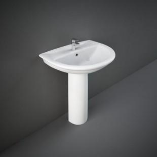 Rak Ceramics Waschbecken - Bidets Sockel Rak-Karla 510 X 650 Mm KAWB00003