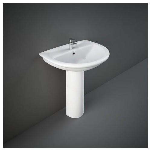Rak Ceramics Waschbecken - Bidets Sockel Rak-Karla 406 X 500 Mm KAWB00001