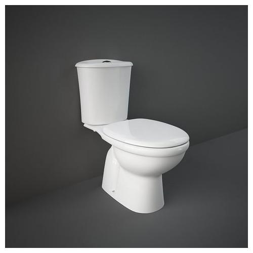 Rak Ceramics Waschbecken - Bidets Direkt Gekoppelt Wasserklosett Rak-Karla KAWC00001