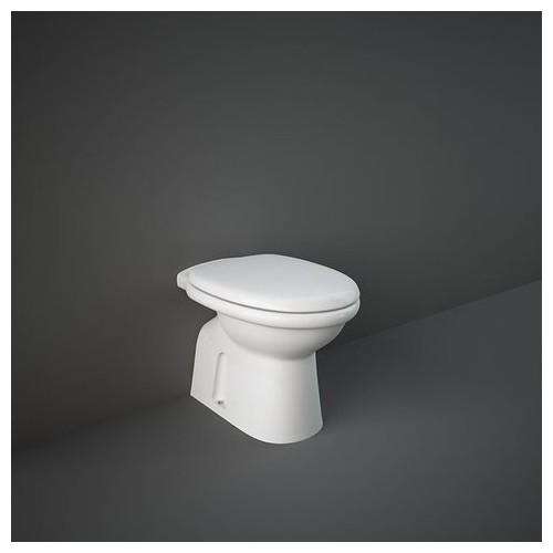 Rak Ceramics Waschbecken - Bidets Rückwandmontage Wasserklosett Rak-Karla KAWC00002