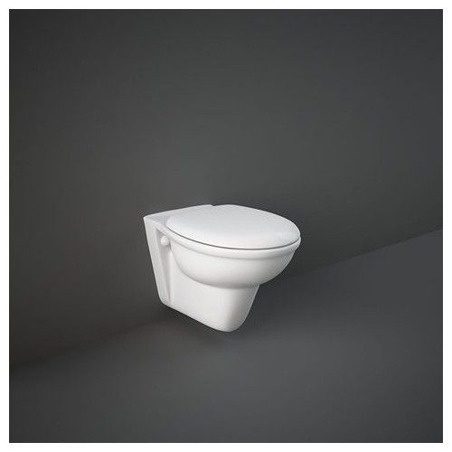 Rak Ceramics Waschbecken - Bidets Wandhängend Wasserklosett Rak-Karla KAWC00003