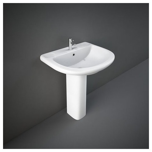 Rak Ceramics Waschbecken - Bidets Waschbecken Sockel Rak-Orient 550 X 660 Mm ORWB00001